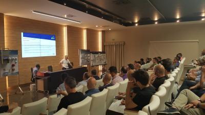 Annuale meeting distributori Tech break 2018