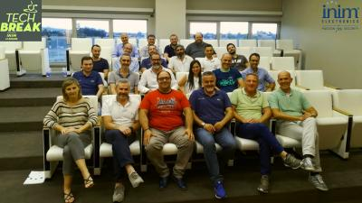 Annuale meeting distributori Tech break 2018