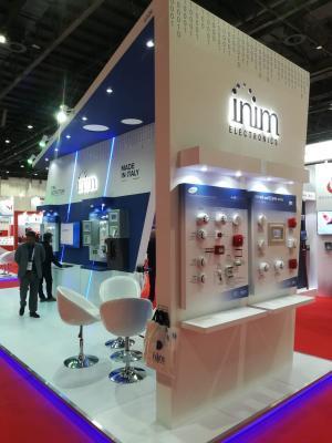 Inim a Intersec Dubai 2019