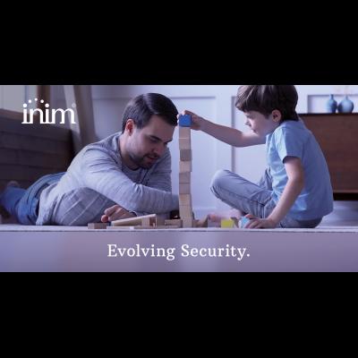 Il nuovo payoff di Inim è 'Evolving Security'