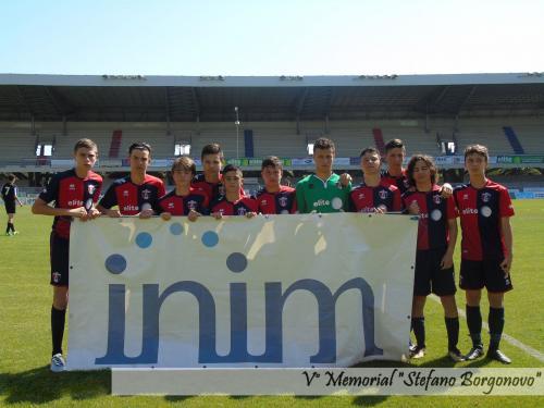 INIM sponsor del V Memorial Stefano Borgonovo
