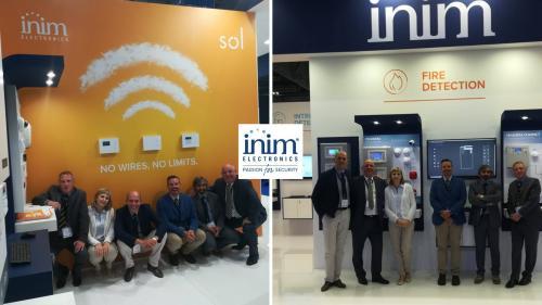 INIM a IFSEC Londra 2018