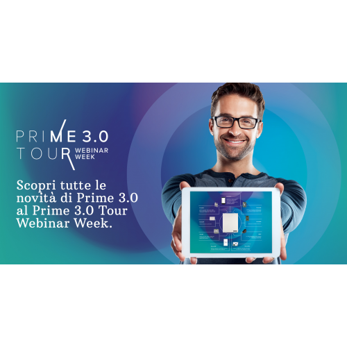 Prime 3.0 Tour Webinar Week