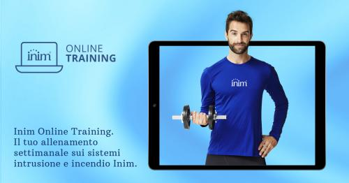 Inim Online Training