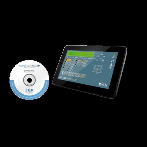 SmartLetUSee/IP - Software