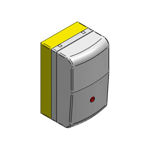 Spessore in plastica per distanziare la base di MC200