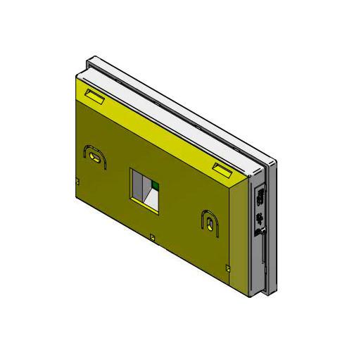 Distanziale in plastica per tastiera Alien/S