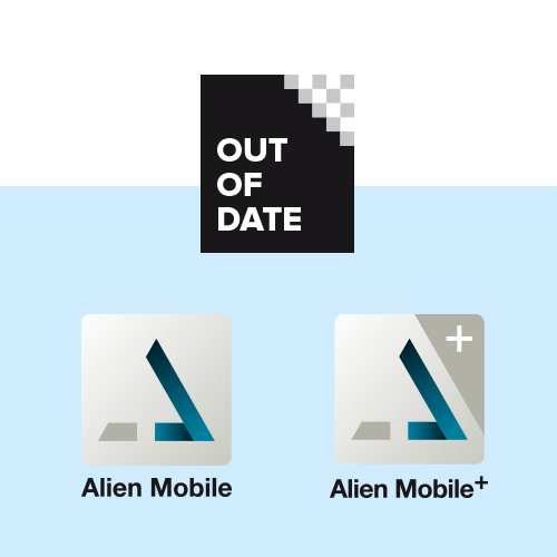 AlienMobile App